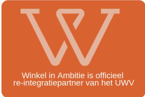 logo winkel in ambitie