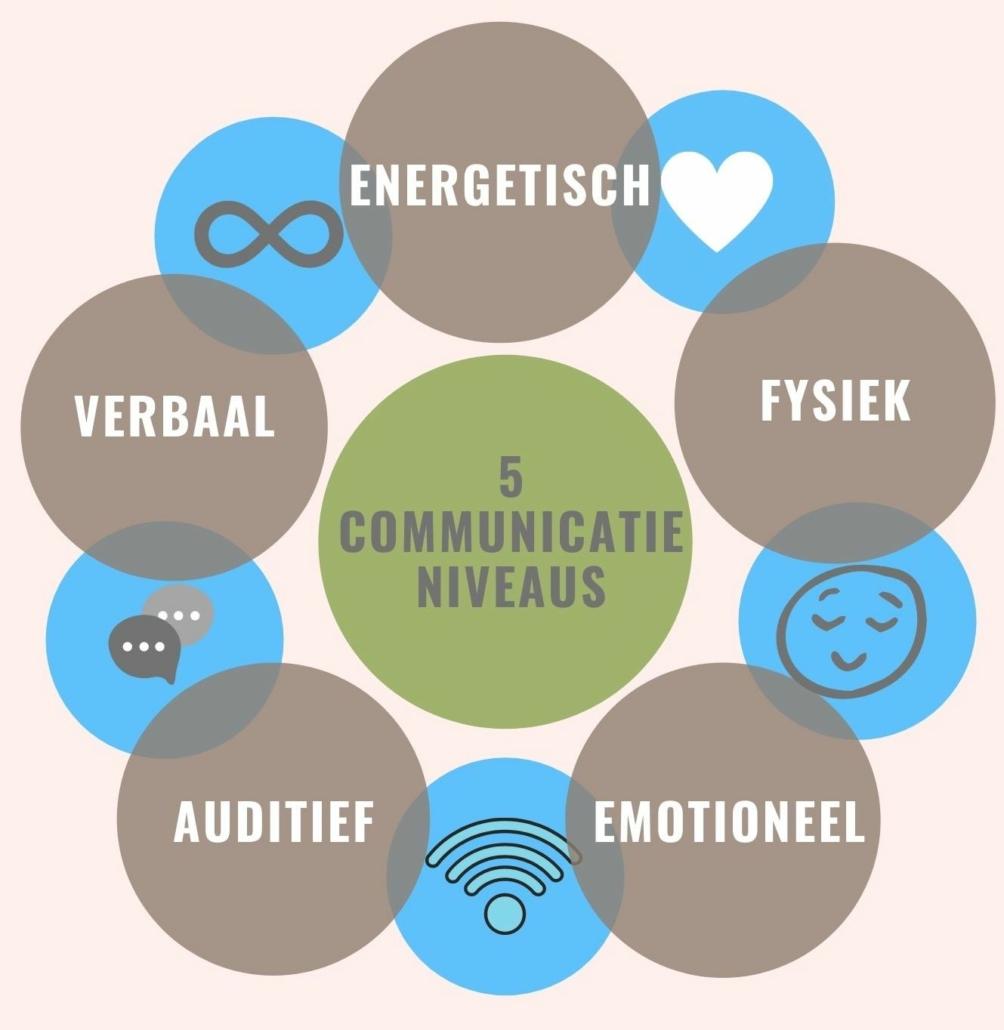 communicatie maakt meer stuk dan je lief is